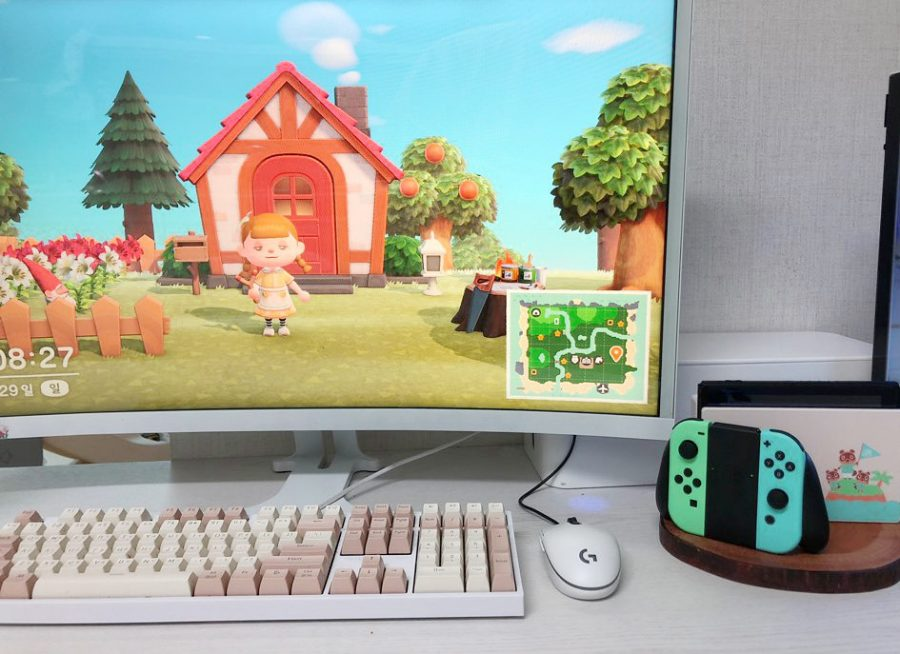 Animal+Crossing%3A+New+Horizons+Provides+Relaxing+Gameplay+Style+During+Quarantine