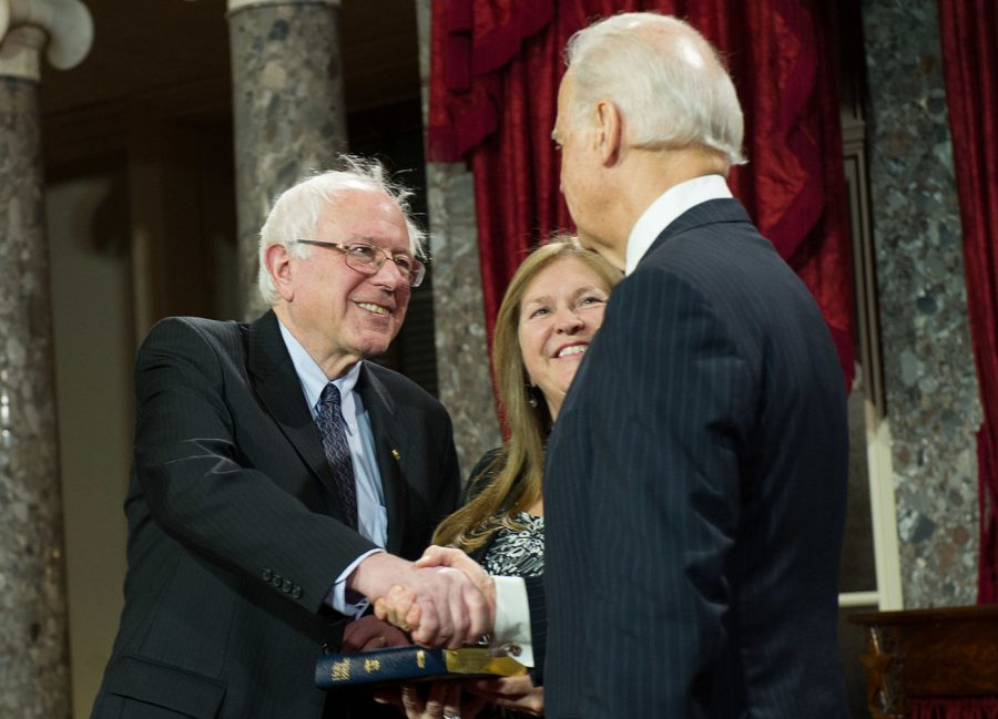 Bernie+Sanders+Officially+Ends+Presidential+Campaign+And+Endorses+Joe+Biden