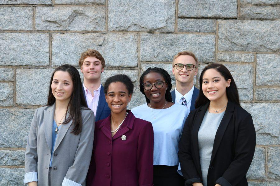Student Government Contributes Excess Funds to COVID-19 Response