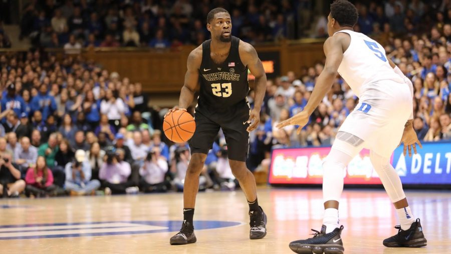 Demon Deacons Look To Next Season After Upsetting ACC Tournament Loss