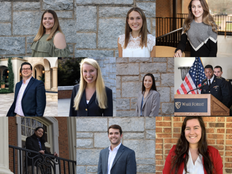 Student Government Candidates Face Off On Zoom, Election Results Announced