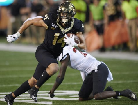 Sage Surratt Announces End of WFU Football Career