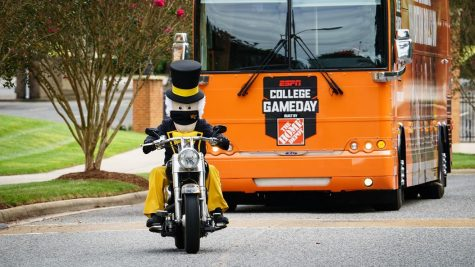 College GameDay comes to town