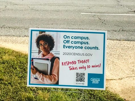 University engages in census process