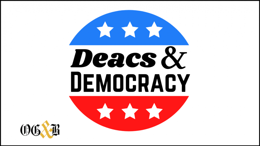 Deacs & Democracy Podcast