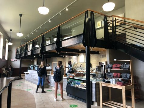 Camino shifts campus coffee landscape