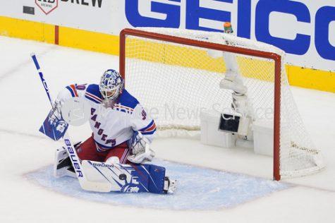 King Henrik, the New York Rangers part ways