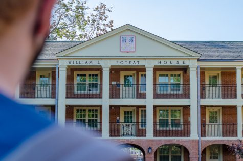 Committee reviews campus building names