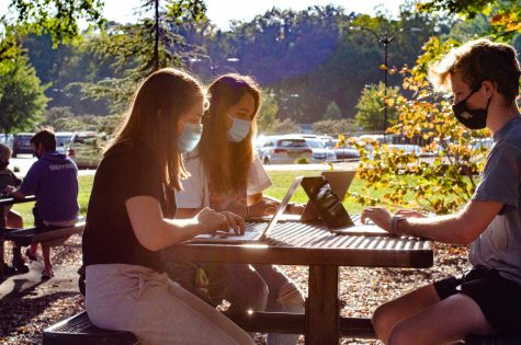 COVID-19 changes study habits on campus
