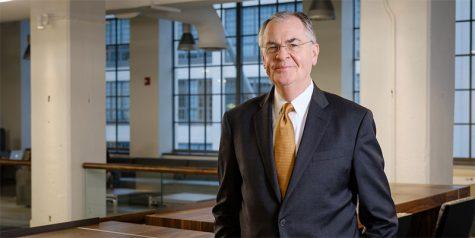 President Nathan Hatch announces retirement