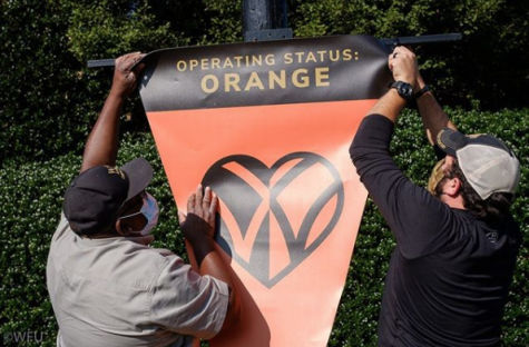 University moves to modified Orange level restriction as cases mount
