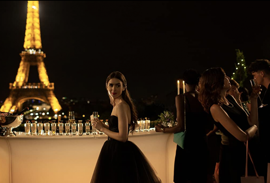 Netflix releases binge-able Emily in Paris