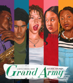 Grand Army was released to stream by Netflix on Oct. 16 2020 (Photo courtesy of imdb.com)