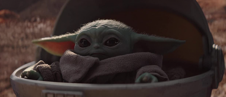 One of the fan favorite moments from the first season of The Mandalorian was the introduction of Baby Yoda, a younger version of the original character (Photo courtesy of imdb.com)