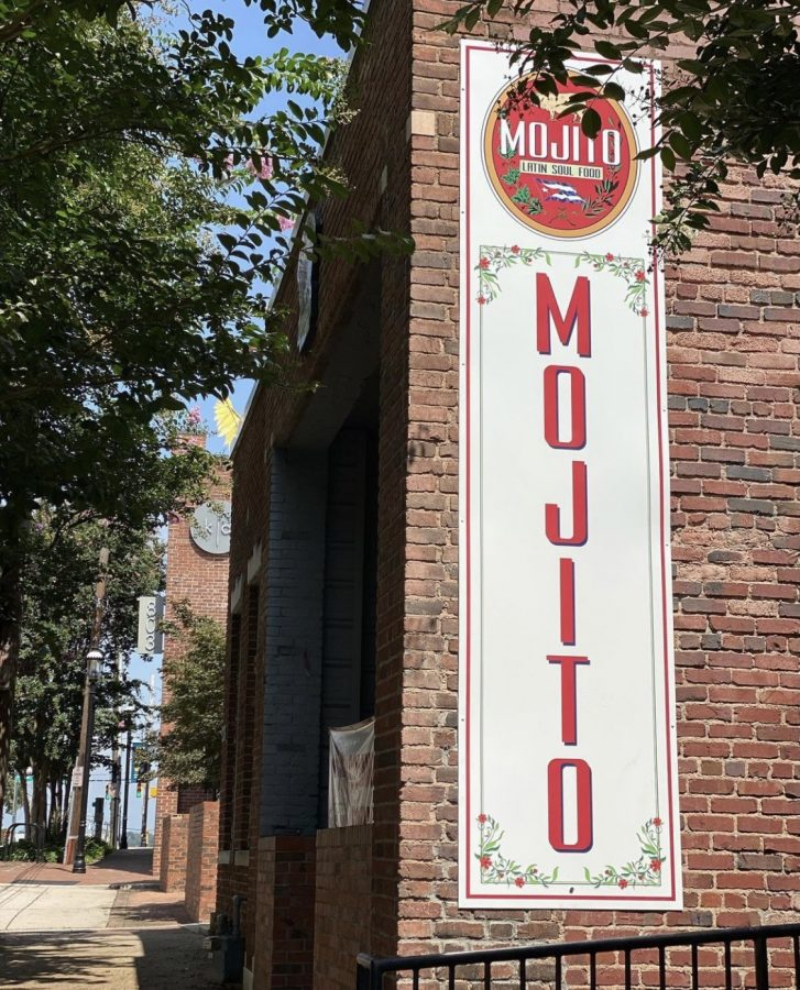 In the heart of Winston-Salem's downtown, Mojito Latin Soul Food is convenient and delicious (Photo courtesy of @mojitolatinsoulfood on Instagram)