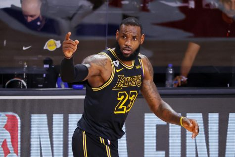 LeBron James was one of the NBA's first players to express his anger regarding the league holding an All-Star game.