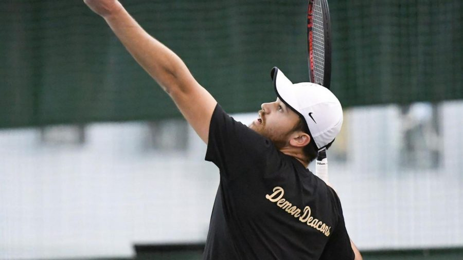 Wake+Forest+tennis+team+goes+2-0+against+out+of+conference+opponents