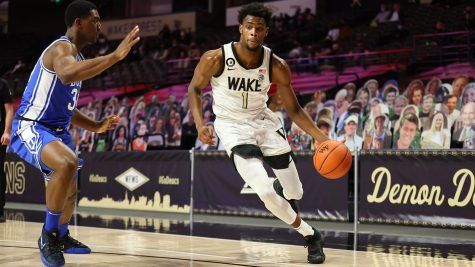 Wake Forest falls to dominant Duke team