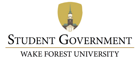 Student Government Report from April 20