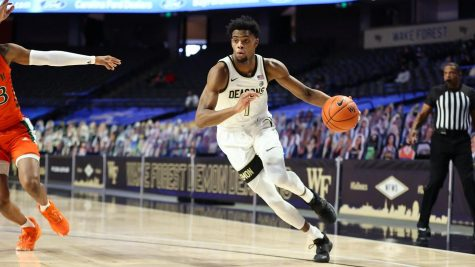 Senior Isaiah Mucius scored 13 points in 27 minutes of action.