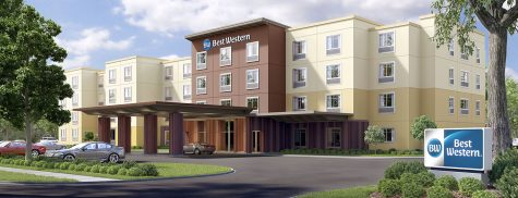 The Best Western is the premier destination for Wake Forest University Students that meet the fate of encountering COVID-19.