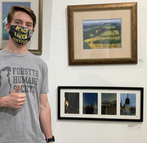 Student artists flourish in spite of pandemic challenges