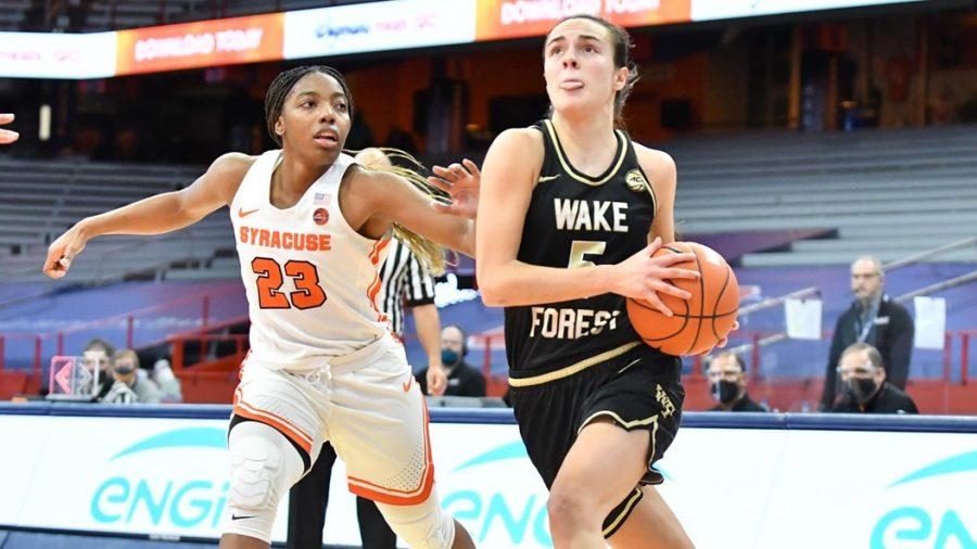 Women's Basketball loses at Syracuse, finds revenge vs. Georgia Tech