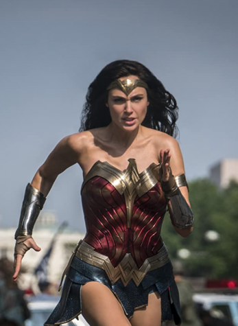 Gal Gadot shines in Wonder Woman 1984 as the fierce Diana.