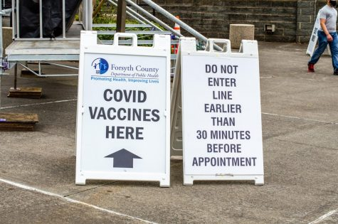 Students in Group Three (namely student employees) and parts of Group Four (those who have serious health conditions) are now eligible to receive the COVID-19 vaccine in North Carolina.
