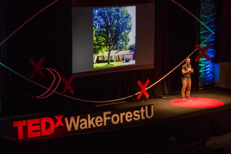 In previous years, TEDx events were held on Wake Forest's campus, with speakers giving in-person talks. This year, the event will be held virtually.