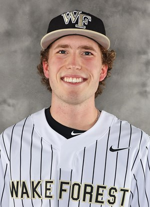 Wade has already pitched in four out of seven games for the Demon Deacons.