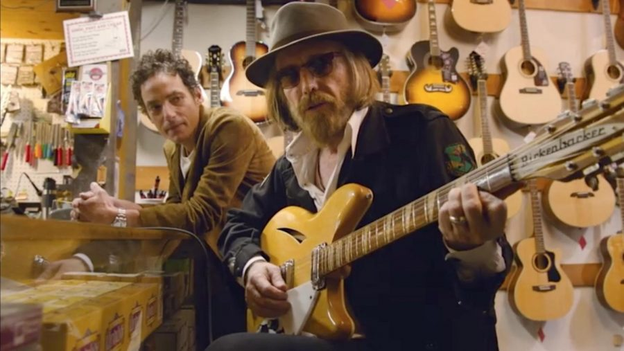 Musicians Jakob Dylan (left) and Tom Petty (right) were both interviewed for the documentary Echo in the Canyon.