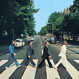 "One of the most recognized and interpolated musical photographs is the cover of the band's 11th album , ""Abbey Road""."