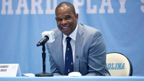 Following Head Coach Roy Williams' retirement, UNC-Chapel Hill chose to stay in-house, replacing the storied coach with assistant Hubert Davis.