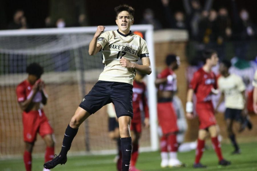 Demon Deacon soccer secures yet another come back victory