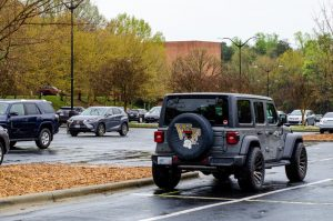 Catalytic converters, which contain precious metals, have been the target of six thefts in the Freshman and Sophomore parking lots and the target of over 100 thefts in the Winston-Salem area at-large.