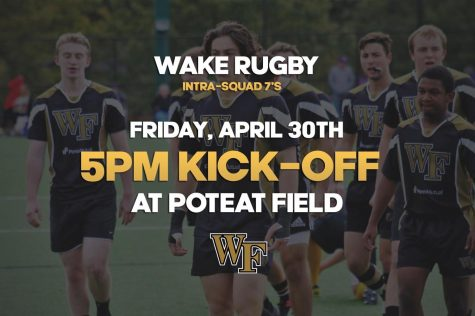 Wake Forest rugby team shows resilience during pandemic school year