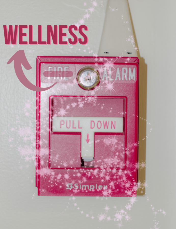 University+launches+fire+alarm+wellness+program