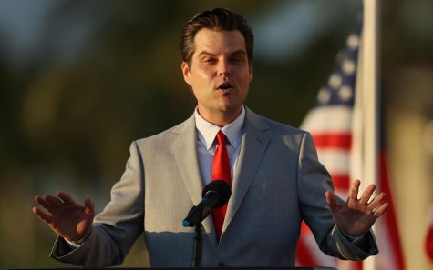 Matt Gaetz is microcosm of American politicians