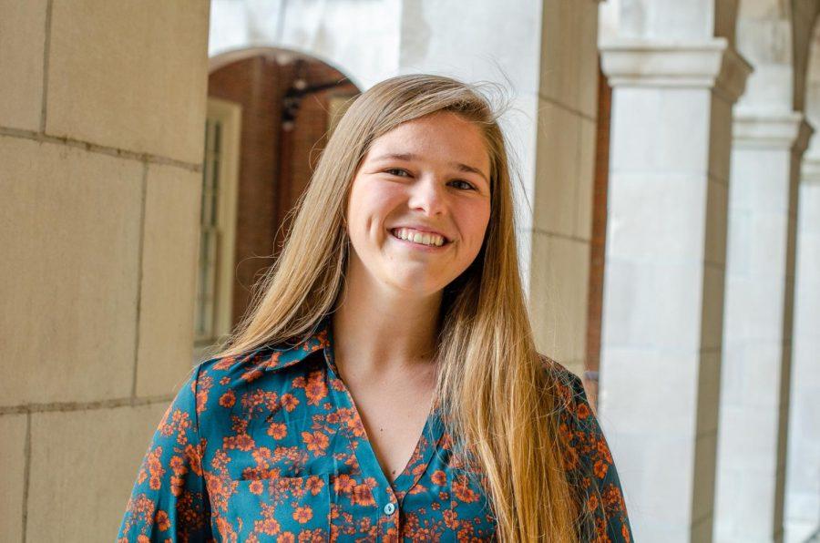 Rebecca Walker - Biochemistry