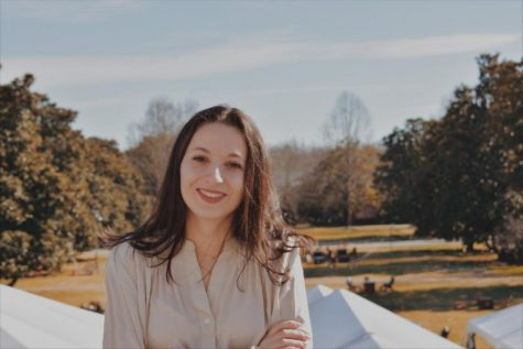 A letter from the Student Body President - Ally Swartzberg