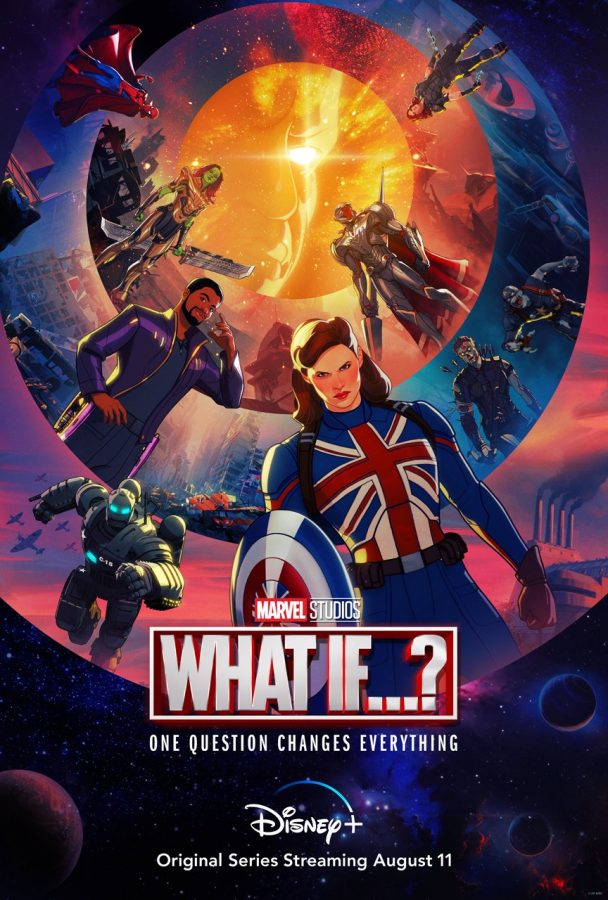What If...? is set in the MCU but  is told through an animated lens.