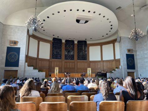 Malcolm Gladwell speaks at WFU
