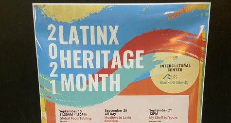 The Organization of Latin Students and other organizations on campus has a long lineup of events to celebrate Latinx Heritage Month, which spans from Sept. to Oct. 15.