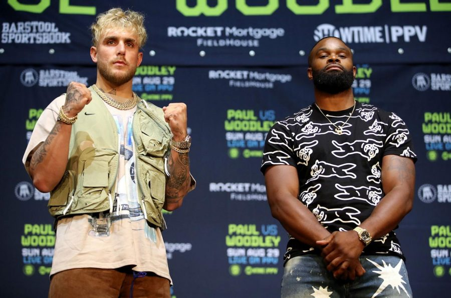 Jake Paul, following an unquestionably dominant win against Tyron Woodley, is no longer being taken lightly by fans and influencers alike.
