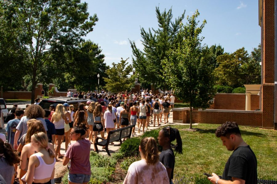 More than two weeks following the protest on Aug. 28, campus leaders are working to effect change in the way the university handles its culture of interpersonal violence.