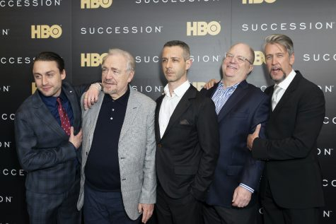 Hit show Succession returns to HBO