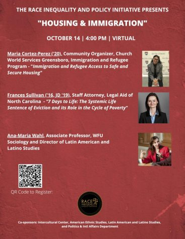 Housing lecture features WFU alumnae