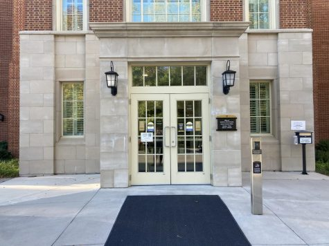 In early October, Residence Life and Housing told international students it would not br providing housing on campus to those staying over winter break, prompting outrage.