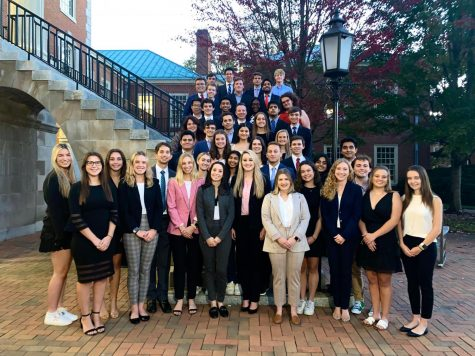 The Student Government Senate voted Tuesday, Oct. 12 to co-sponsor the Campus Climate Survey.